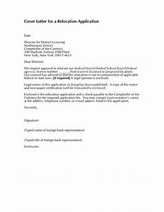 10 relocation cover letter examples for resume writing for Cover letter about relocating