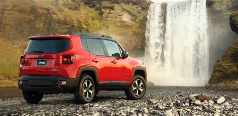 2019 Jeep Renegade Gets A 1.3l Engine And A Facelift