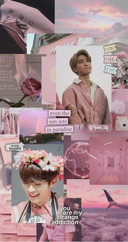 Lee Aesthetic Stray Know Collage Min Minsung