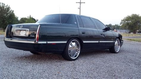 cadillac deville   trade  custom luxury  exotic car classifieds