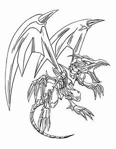 Coloring Page Yu Gi Oh Coloring Pages 71