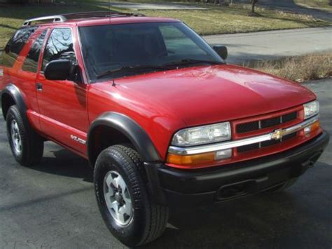 Sell Used 2005 Chevrolet Blazer Zr2 Sport Utility 2-door 4