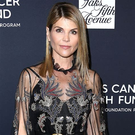 Lori Loughlin Spotted Out Shopping After Birthday ...