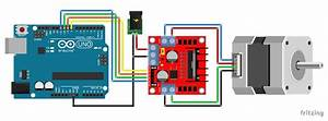 Stepping Motor Wiring Diagram