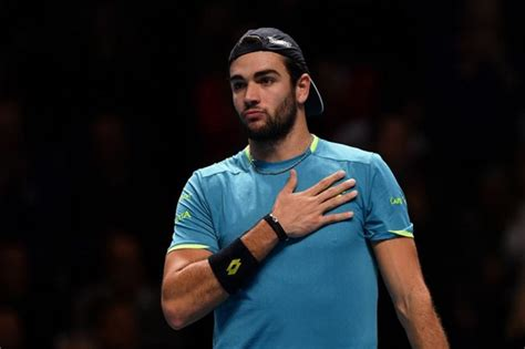 Official tennis player profile of matteo berrettini on the atp tour. Matteo Berrettini wins ATP Most Improved Player of the Year award