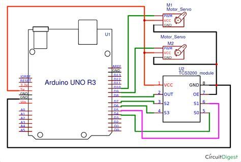 Diy Arduino Based Color Sorter Machine Using Tcs