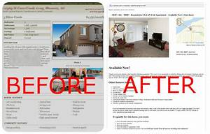 Craigslist changes standards and discontinues enhanced ads for Craigslist real estate ad templates