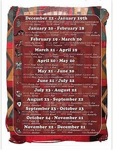 Chakra Chart Medicine Wheel Guide Crystal Vaults