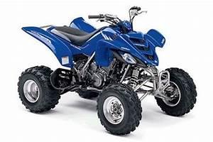 Yamaha Raptor 660  Yfm660    Yfm660rn    Yfm660rnc  Atv
