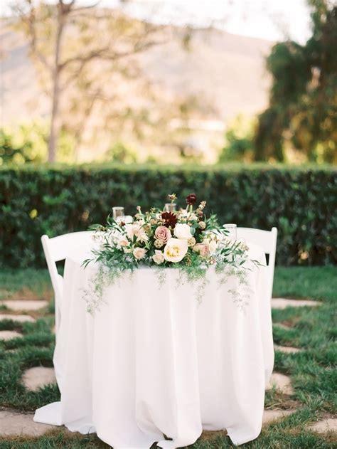 Charming + Romantic Maravilla Gardens Wedding Floral