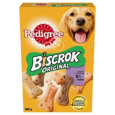 pedigree biscrok dog treats  pp  orders
