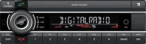 Dab Autoradio Mit Bluetooth Freisprecheinrichtung : mcr 2418 dab 24v 1din laufwerkloses autoradio f r lkw ~ Jslefanu.com Haus und Dekorationen