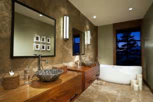 wood bathroom ideas how to decorate bathroom with wood one decor