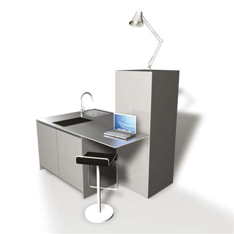 cuisine compacte design une cuisine compacte pour les petits espaces inspiration