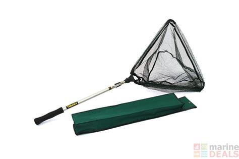 Boat Landing Net Nz by Buy Kilwell Boat Landing Net Telescopic Folding Snag Free