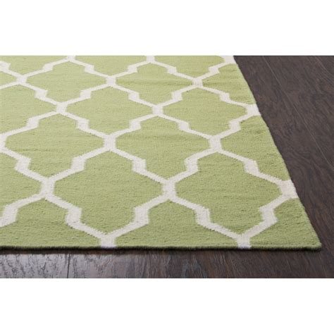light green area rug the conestoga trading co hand woven light green area rug