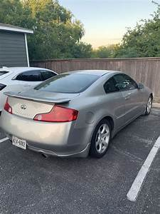 2004 Infiniti G35 Coupe For Sale In Austin  Tx