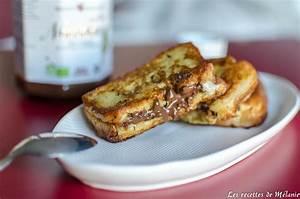 Pain Perdu Au Nutella : pain perdu frit au nutella les recettes de m lanie ~ Dode.kayakingforconservation.com Idées de Décoration