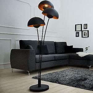 Stehlampe Studio Schwarz Gold : studioleuchte stehlampe lampe leuchte holz metall h140cm eur 165 90 picclick de ~ Bigdaddyawards.com Haus und Dekorationen