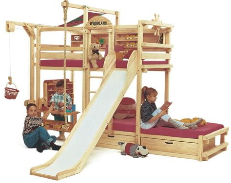 grand awesome bunk beds literas divertidas para habitaciones de niños decoración