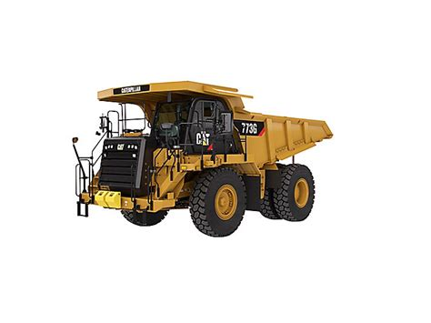 Cat | 773G Off-Highway Truck | Caterpillar