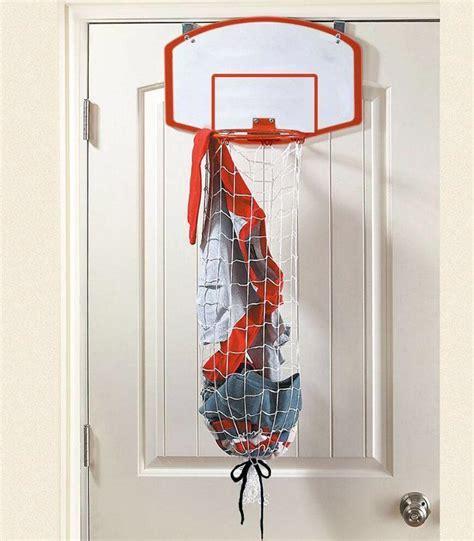 panier de basket chambre panier à linge sale basketball 9 90 insolite