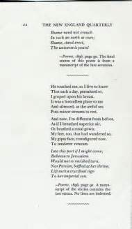 Poem with 3 Stanzas 20 Lines