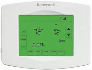 Honeywell Rth8580wf Wi