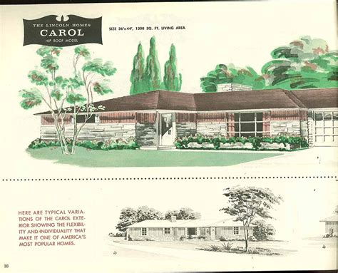 bathroom ideas photo gallery factory built houses 28 pages of lincoln homes from 1955