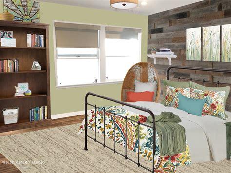 Virtual Room Design  Girl's Room Makeover  Welsh Design