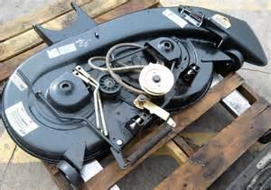 troy bilt ltx 38 quot mower deck new old stock 14115 12 ebay