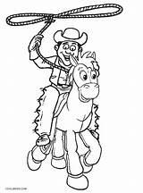 Cowboy Coloring Cowboys Pages Printable Drawing Osu Cool2bkids Getcolorings Getdrawings sketch template