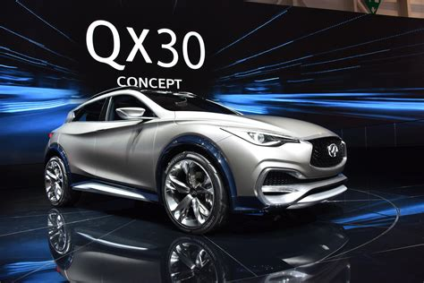 photo INFINITI QX30 Concept concept-car 2015 - Motorlegend.com