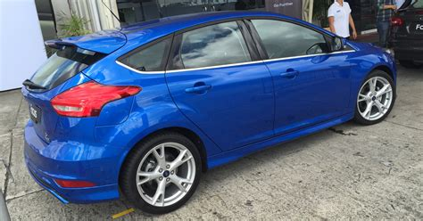 How Much Are The New Ecoboostpowered Ford Focus Sedan And
