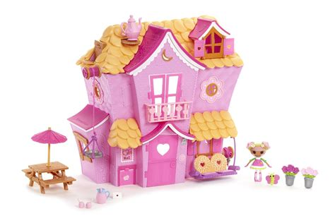 Lalaloopsy House - image mini lalaloopsy sew sweet playhouse 2014 re