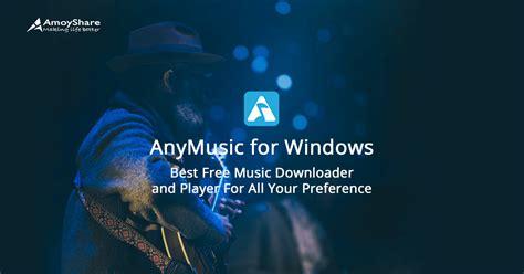 anymusic   downloader  windows amoyshare