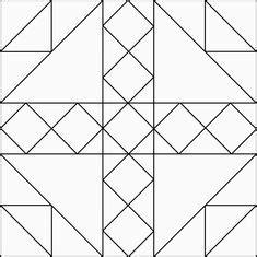 simple geometric designs geometric block pattern