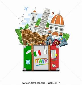 Italy tourism clipart - Clipground