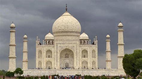 Air quality around Taj Mahal stable, UP govt tells Supreme