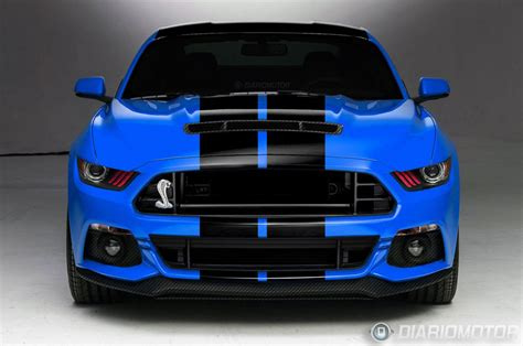 Rumor: 2015 Shelby GT500 to Have More HP Than the