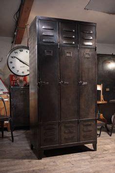 meuble de metier ancien vestiaire d usine deco loft