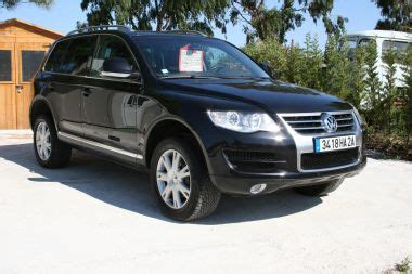 volkswagen touareg occasion occasion volkswagen touareg carburant diesel annonce volkswagen touareg en corse n 176 1440