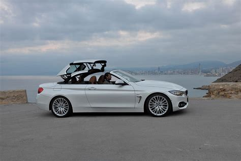 A Cloth Soft Top Could Make The Next Bmw 4 Series