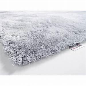 tapis shaggy colour courage concrete gris achat vente With tapis shaggy gris perle