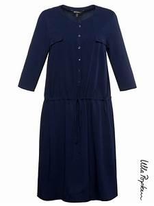 robe marine ulla popken With ulla popken robe