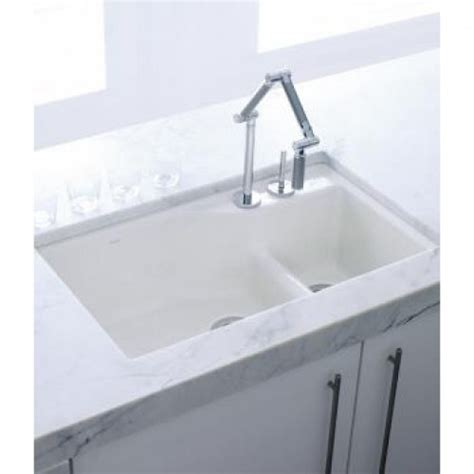 kohler indio smart divide kitchen sink kohler undermount
