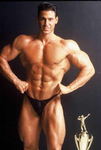 natural bodybuilders zahunna vermo