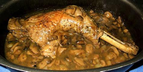 cuisine cuisse de dinde cuisse de dinde forestière ma cuisine santé