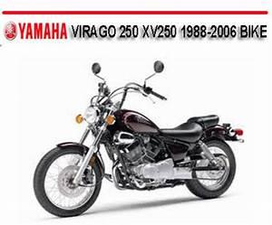 Yamaha Virago 250 Xv250 1988