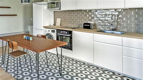carrelage pour sol de cuisine quel carrelage pour le sol de votre cuisine